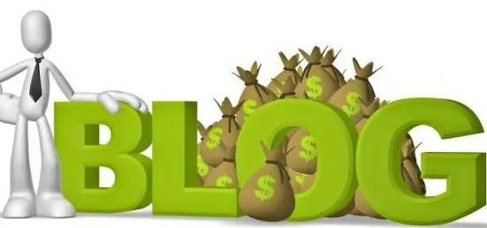 Online Money Making Through Blogging