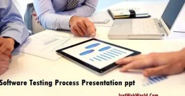 Software Testing Process Presentation ppt