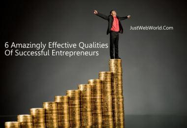 Effective Qualities Successful Entrepreneurs