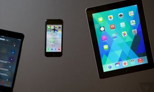 Apple pushing iOS 7.1 update to iPhone, iPad and iPod touch users