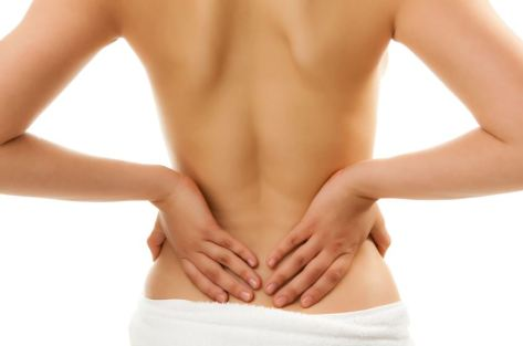 bid good bye to back pain