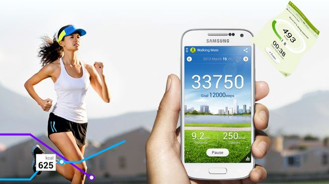 fitness applications for your smart phones