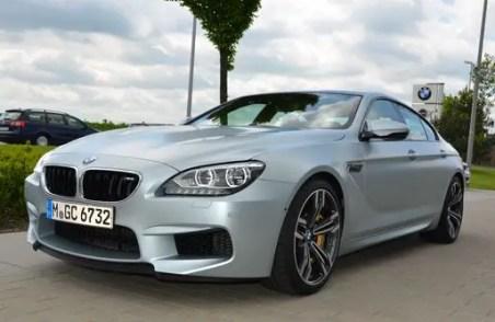 BMW M6 Gran Coupe Luxury Cars
