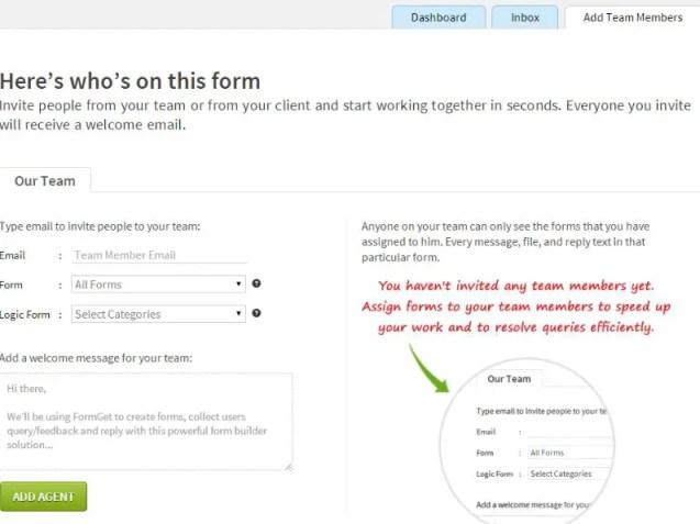 Formget Contact form