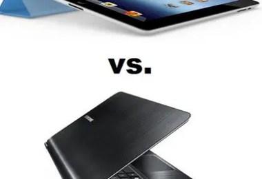 Windows Tablets vs Ultrabooks