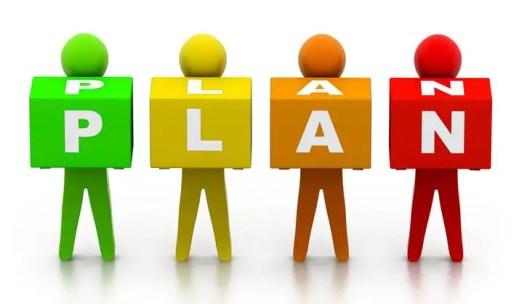 Develop implementation plan