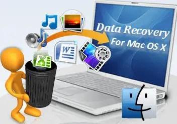 Mac Data Recovery Program
