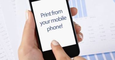 Print From Mobile Tablet