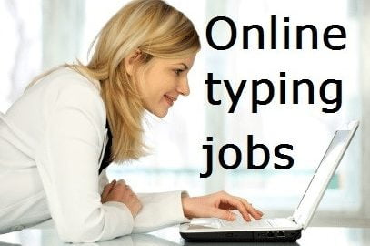 Legit jobs from home typing
