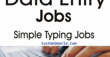Data Entry Work from Home