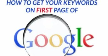 Improve Google Keyword Rankings