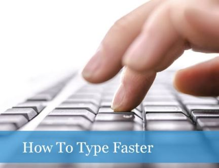 learn how to type fast without looking