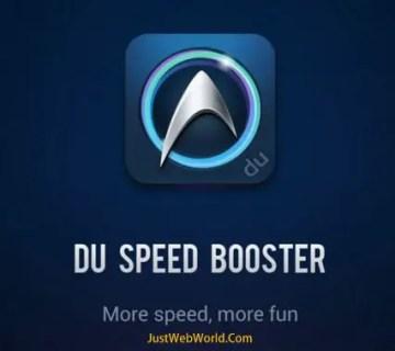 DU Speed Booster & Antivirus Review