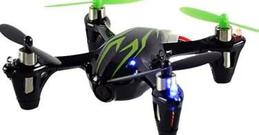 Quadcopter With Camera