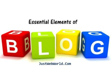 Essential Elements of Any Blog