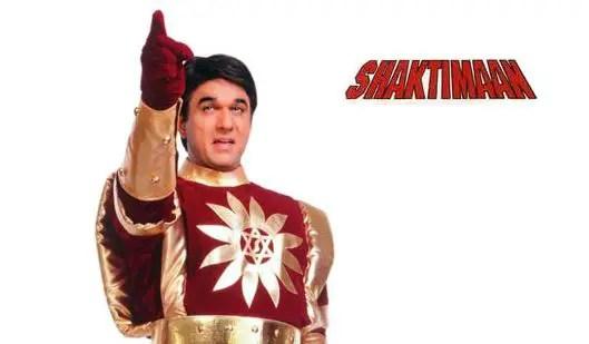 Superhero Shaktimaan