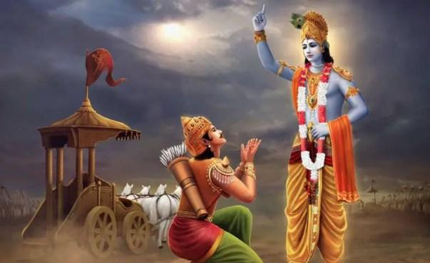 Shrimad Bhagavad Gita Life Lessons