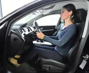 Car Seat Adjustment