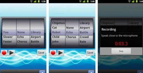 Best voice changer for android