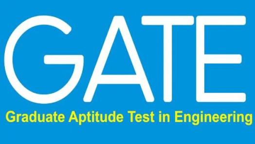 GATE to PSU Jobs