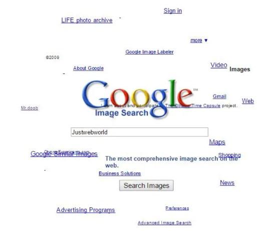 Google Sphere Google Trick