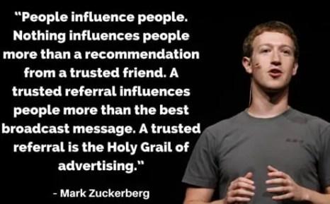 Influencer marketing quotes