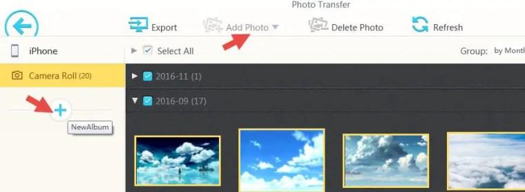 Photo Transfer