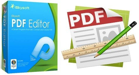 iSkysoft PDF Editor Pro for Mac