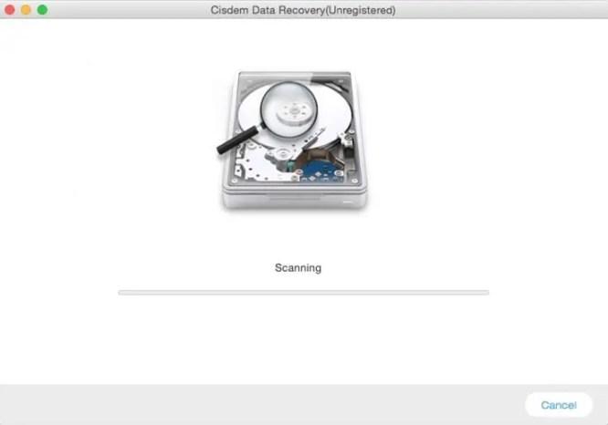 Cisdem Data Recovery Software for Mac OS X