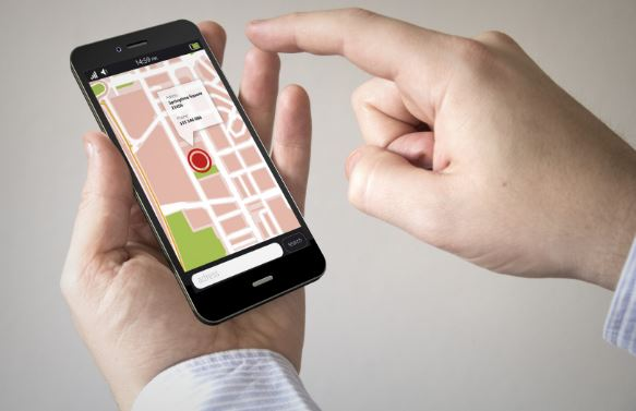 way to track phone location