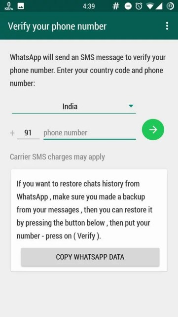 GbWhatsapp Download for Android (Dual Whatsapp)