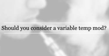 Should you consider a variable temp mod?