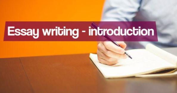 Essay writing introduction