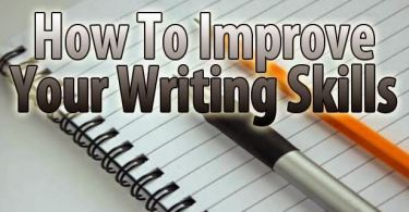 Easy Ways to Improve Your Writing Skills