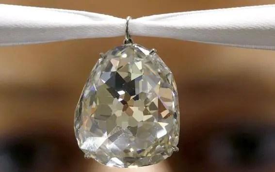The Sancy Diamond (A Famous Diamond)