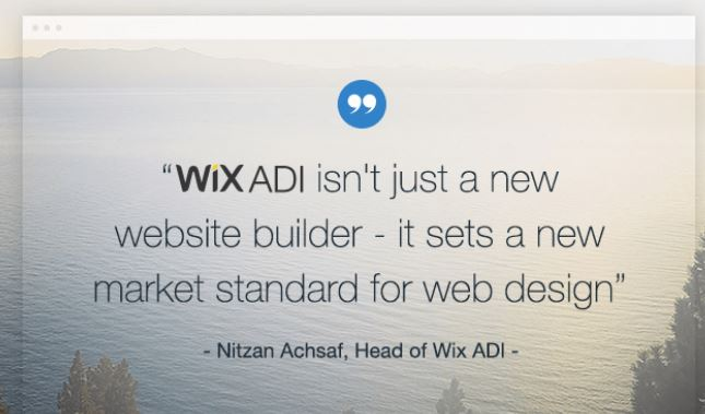 Wix ADI: Design AI That Will Change Website Creation