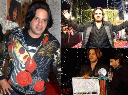 Bigg Boss - Season 1 Winner (Rahul Roy)
