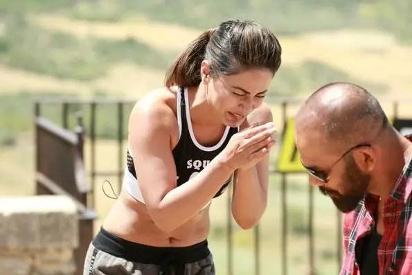 Fear Factor: Khatron Ke Khiladi (Hina Khan)