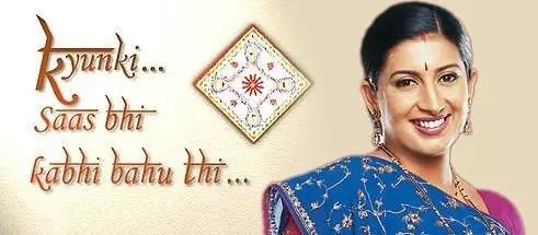 Kyunki Saas Bhi Kabhi Bahu Thi - Indian television show