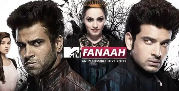 MTV Fanaah - Television miniseries