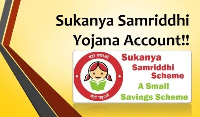 Sukanya-Samriddhi-Yojana-Account