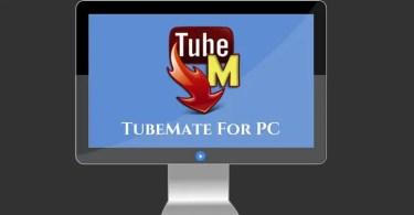 Download TubeMate App for PC Laptop
