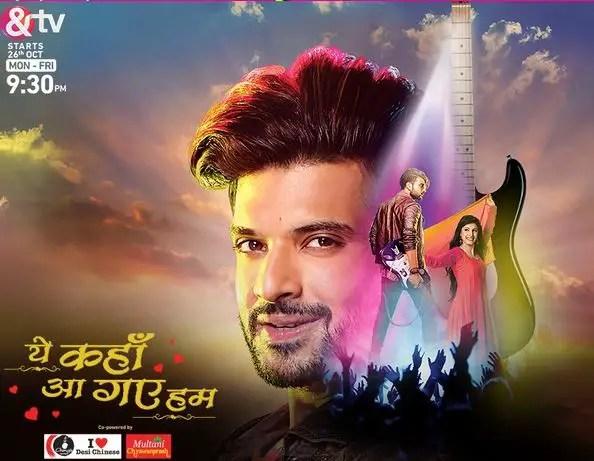 Yeh Kahan Aa Gaye Hum - Indian television show