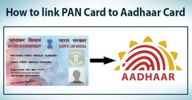 How to Link PAN Card to Aadhaar Card Online