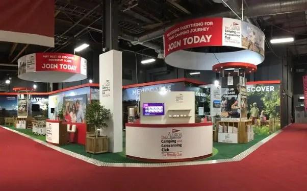 Best Exhibition Stand Builder