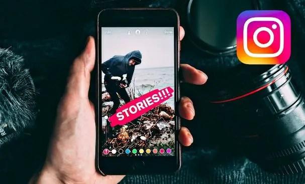 Add Instagram Stories for Exposure