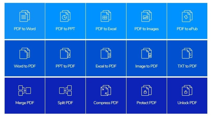 All-In-One Online PDF Solution