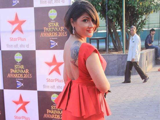 Urvashi Dholakia Colors TV Show