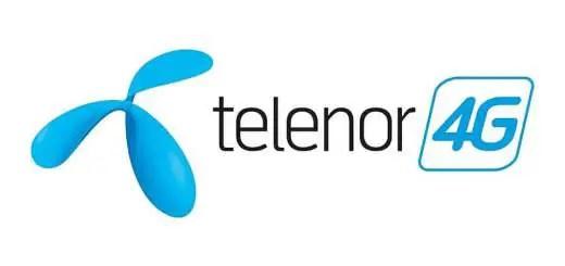 Telenor 4G Data Pack