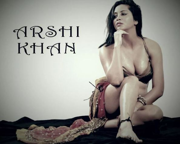 Model Arshi Khan Photo